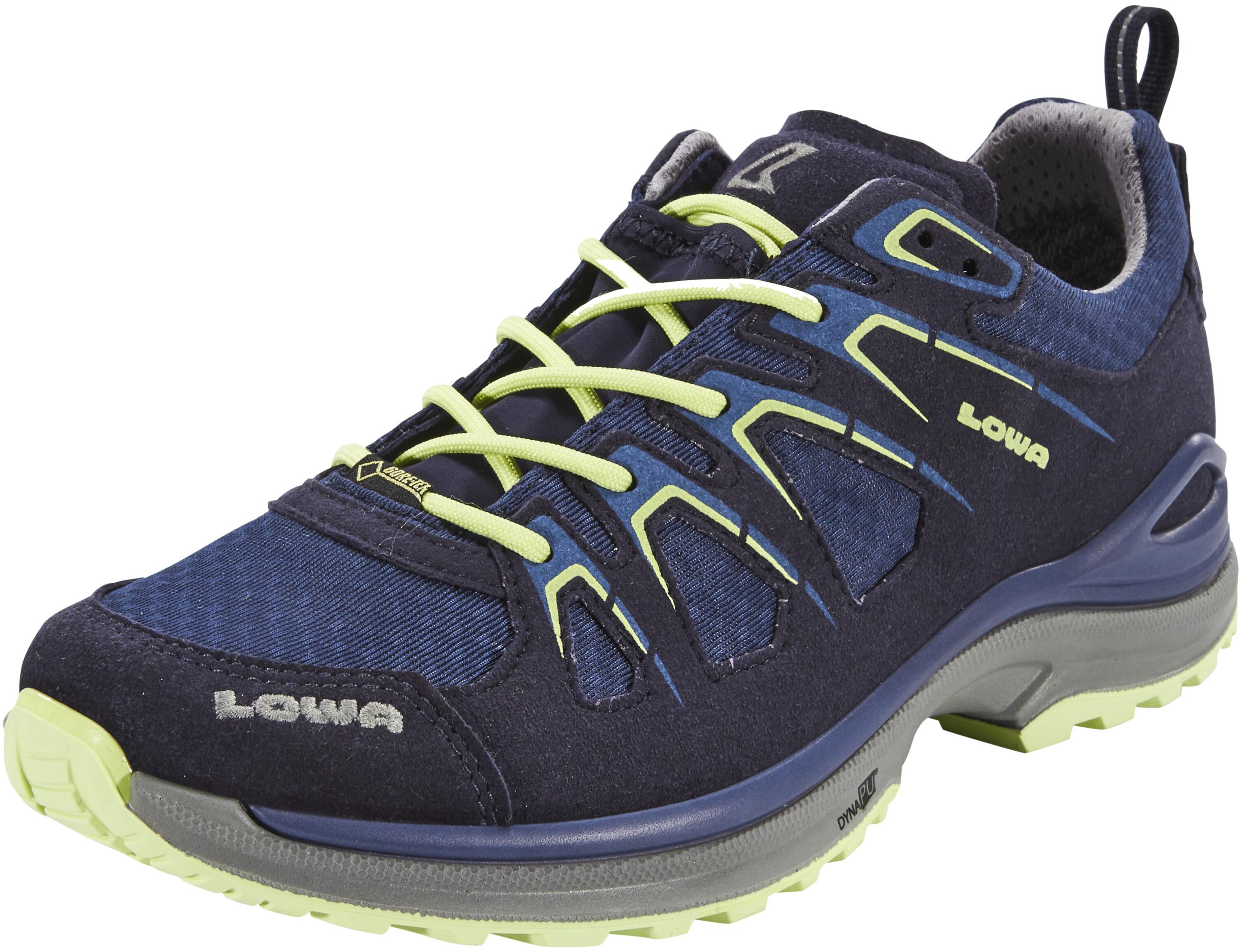 Lowa Innox Evo GTX Scarpe Donna blu su Addnature e6d8a337d25